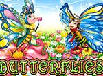 Игровой автомат на деньги Butterflies