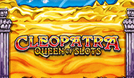 Cleopatra Queen Of Slots: царица Египта приглашает в онлайн казино Вулкан