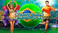 В казино Вулкан можно играть онлайн на деньги в игровой автомат Football Carnival
