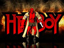 Игровой азартный аппарат с бонусами Hellboy