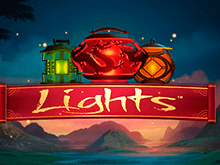Игровой автомат Lights: ощутите очарование Востока в Вулкан 24
