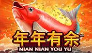 Автомат Nian Nian You Yu – китайское поздравление в казино Вулкан