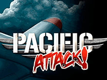 Бесплатный онлайн автомат Тихоокеанская Атака