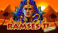 Игровой автомат Ramses 2 Deluxe от бесплатного казино Вулкан