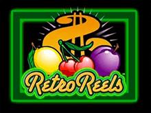 Азартный гаминатор с ре-спинами Retro Reels