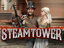 Steam Tower – азартный автомат с сюжетом в стиле «стимпанк»