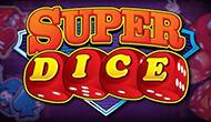Простой и щедрый онлайн игровой автомат Super Dice клуба Вулкан