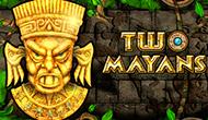 Онлайн автомат без регистрации Two Mayans от Вулкан Удачи