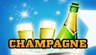 Игровой аппарат Шампанское от казино Вулкан 777