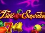 Бесплатный игровой автомат Fruit Sensation онлайн